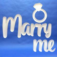 Okvir za balone Marry me