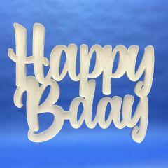 Okvir za balone Happy B-Day