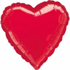 Maxi srce Red folijski balon