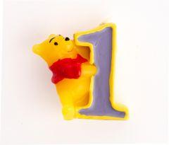 Winnie Pooh svijeća broj 1